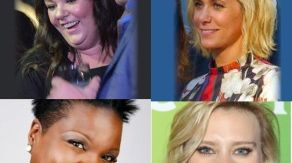 Who you gonna call? Melissa McCarthy and Kristen Wiig head Ghostbusters cast